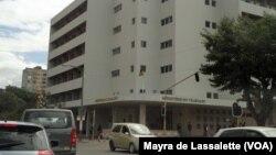 Ministério do Trabalho de Moçambique. Cidade de Maputo
