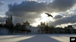 Москва, Новодевичий монастырь