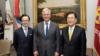 美日韓安全官員聚集華盛頓謀求振作同盟關係
