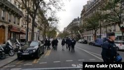 Paris siku baada ya mashambulizi