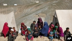 Survivors of the Afghan Landslides Wait for Aid