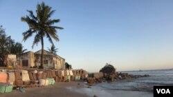 Icyambu cya Beira muri Mozambique