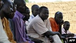 Những người Nigeria rời Libya vừa về đến làng Dofalis, cách thủ đô Niamey của Niger khoảng 190 km