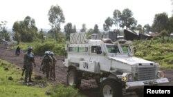 کانگو میں تعینات امن مشن کے اہلکار (فائل فوٹو)