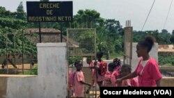 Creche Agostinho Neto, São Tomé