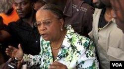 Solisyon Mirlande Manigat Pou Kriz Politik la ann Ayiti