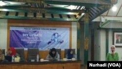 Diskusi kesehatan seksual dan reproduksi di Yogyakarta, 28 Desember 2016. (Foto:VOA/Nurhadi)