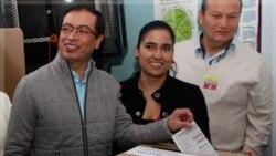 انتخابات منطقه ای در کلمبیا
