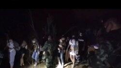 ကိုဗစ်ထိန်းချုပ်မှုကြားက တရားမဝင်နယ်စပ်ဖြတ်သူများ ထိုင်းဖမ်းဆီး