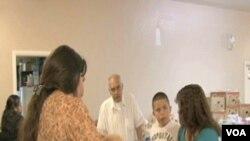 Crkva Iglesia Evangelica Amigos u Las Vegasu, pribavlja namirnice za mnoge koji su se našli u ekonomskim teškoćama