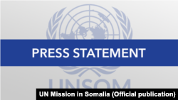 UNSOM Somalia