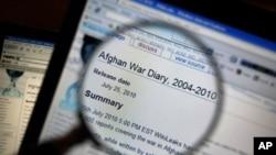 وکی لیکس پر خفیہ دستاویزات کی اشاعت سے درپیش خطرات