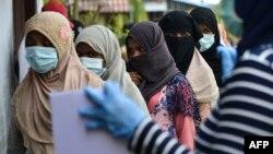 Aceh ကမ္းေျခကို ဇြန္လ ၂၄ ရက္ေန႔က ေရာက္လာတဲ့ ရိုဟင္ဂ်ာ ဒုကၡသည္မ်ား
