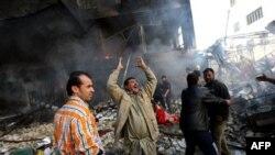 Mặc dầu bạo động tại Iraq đã sụt giảm trong 3 năm vừa qua, các vụ nổ bom vẫn xảy ra hằng ngày