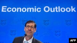 Ông Maurice Obstfeld, kinh tế gia trưởng của IMF.