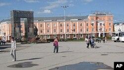 俄罗斯冻土城市雅库茨克