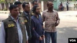 Bangladesh Police arrest Ashfaq UR Rahman