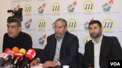 İslamçıların Hüquqlarını İctimai Müdafiə Komitəsinin toplantısı