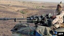 Mayakan Tuareg dake kaiwa sojojin MDD hari a Mali