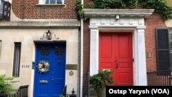 Những căn nhà liền kề, có diện tích nhỏ, phù hợp túi tiền và thuận tiện việc đi lại thường được các cặp vợ chồng trẻ ở Mỹ lựa chọn mua hoặc thuê lại