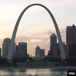 St.Louis: Američka kapija prema zapadu