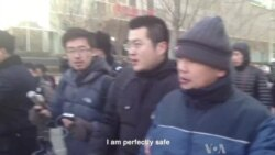 China Activist's Lawyer Detained After Sentencing