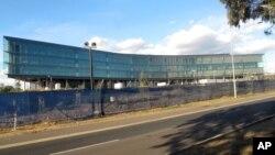 正在修建的澳大利亞安全情報局大樓