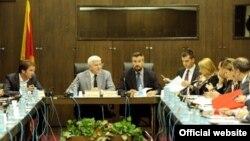 Sjednica Savjeta za vladavinu prava (gov.me)