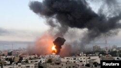 Kerta Gaza 12ê Gulanê, 2021. REUTERS