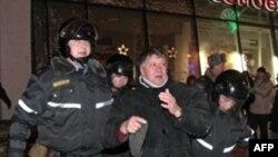 Belarusda kütləvi aksiyalarla bağlı cinayət işi qaldırılıb