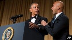 دغه امریکايي ټوکمار، په ټوکو کې د ولسمشر اوباما د غوصې حالت تمثیل کړ.