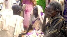 Abantu  Bataye Izabo mw'ikampi yo mu gihugu ca Sudani