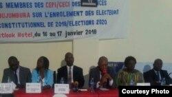 Urwego CENI rucungera amatora mu Burundi