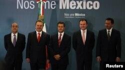 El gabinete del recién elegido gobierno no será un equipo de transición y se pondrá a trabajar de inmediato, según Enrique Peña Nieto.