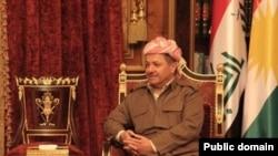 Presiden daerah semi-otonomi Kurdi di Irak, Massoud Barzani (Foto: dok).