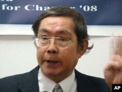 民主論壇創辦人洪哲勝
