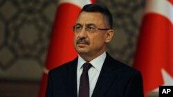 Nënpresidenti i Turqisë, Fuat Oktay