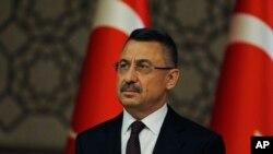 Türkiyə prezidentinin köməkçisi Fuad Oktay