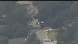 2012-08-14 美國之音視頻新聞: 德州農工大學附近發生槍擊案