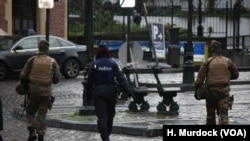Brussels Remains on Highest Terror Alert