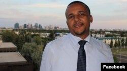 ጃዋር ሲራጅ መሀመድ (Jawar Mohammed) /ከፌስ ቡክ የተገኘ ፎቶ/