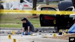 El ataque se produjo durante una feria en Texas, que incluía un concurso que premiaría con $10 mil dólares la mejor caricaturas del profeta Mahoma.