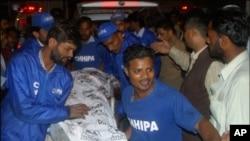 کراچی میں نامعلوم افراد کی فائرنگ ، مزید سات افراد ہلاک