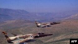 Avioni izraelski vazduhoplovnih snaga