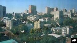 Panorama da cidade de Maputo (Arquivo)