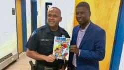 Autor de livro infantil quer ajudar angolanos a internacionalizar suas obras