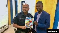 António Marques lançou em setembro de 2019 o seu primeiro livro infantil