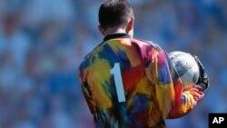 Goal Keeper, Soccer.