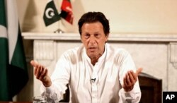 PM Pakistan, Imran Khan. (Associated Press/File)