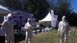 Udaba lwentathelizindaba okumele zihlatshwe iCovid 19 vaccine siluphiwa nguMavis Gama